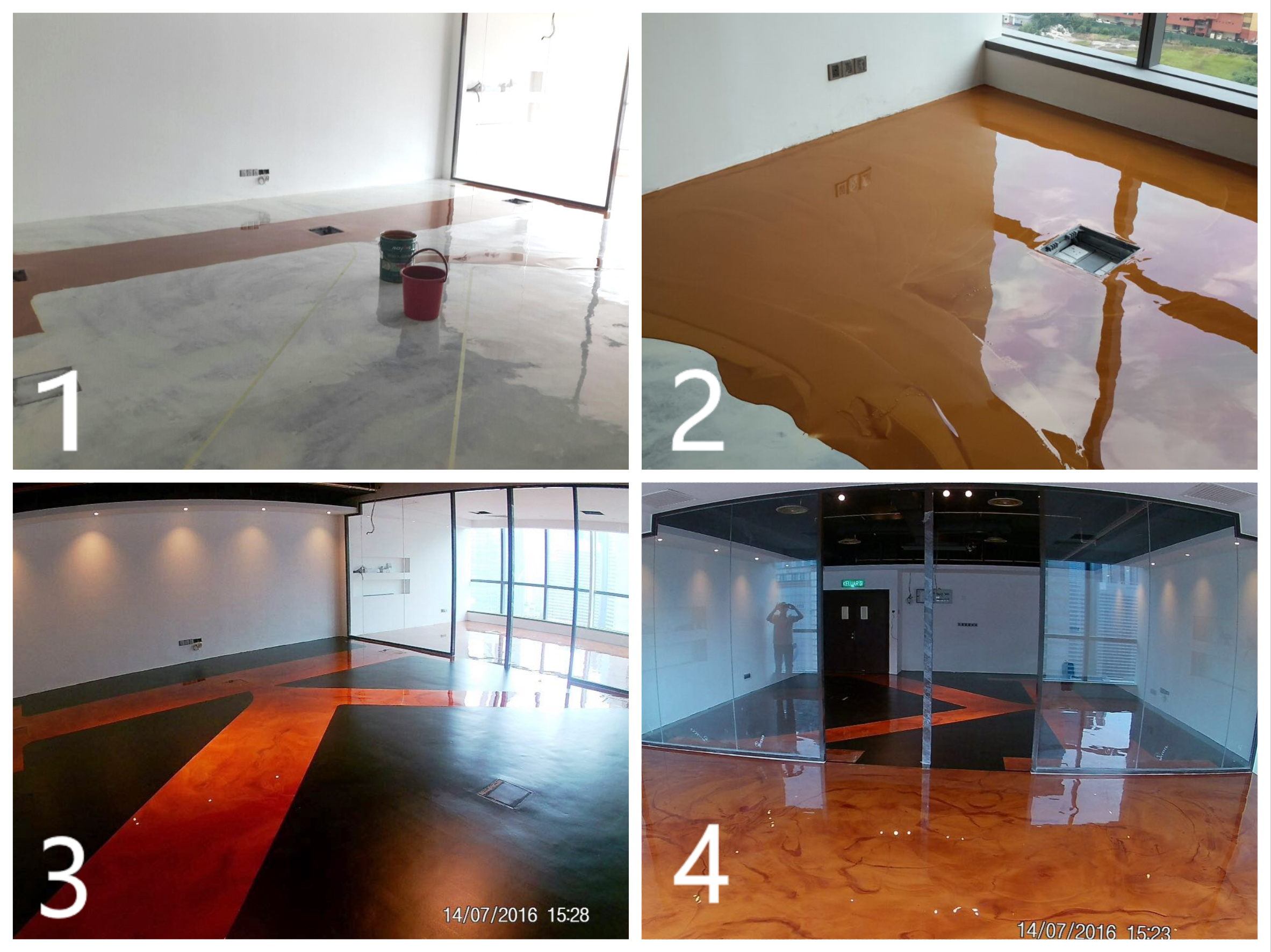 floorsmetallic outstanding diy cost of pictures floors ideas epoxy floor metallic