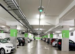 Epoxy Car Park Flooring