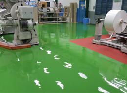Epoxy Industry Flooring